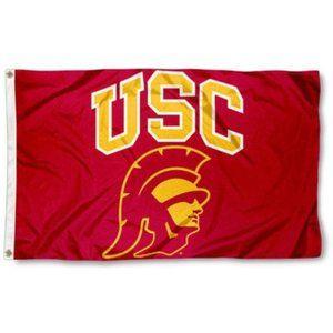 USC Flag banner